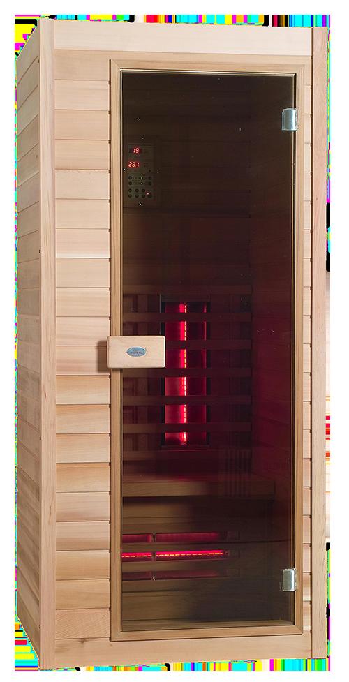 Premium 90x90 infraroodsauna
